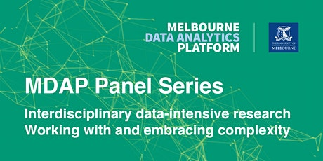 MDAP Panel Series: Working with sensitive data and on secure environments tickets