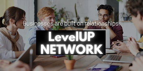 LevelUP Network Online Meeting for Solo Entrepreneurs tickets