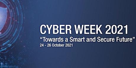 Kindi Cyber Week 2021 tickets