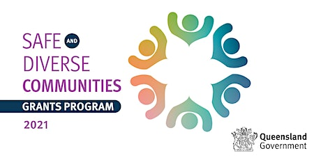 Safe and Diverse Communities Grants: Community Forum 2 tickets