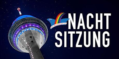 Nachtsitzung KG Regenbogen e.V. 2021 Tickets
