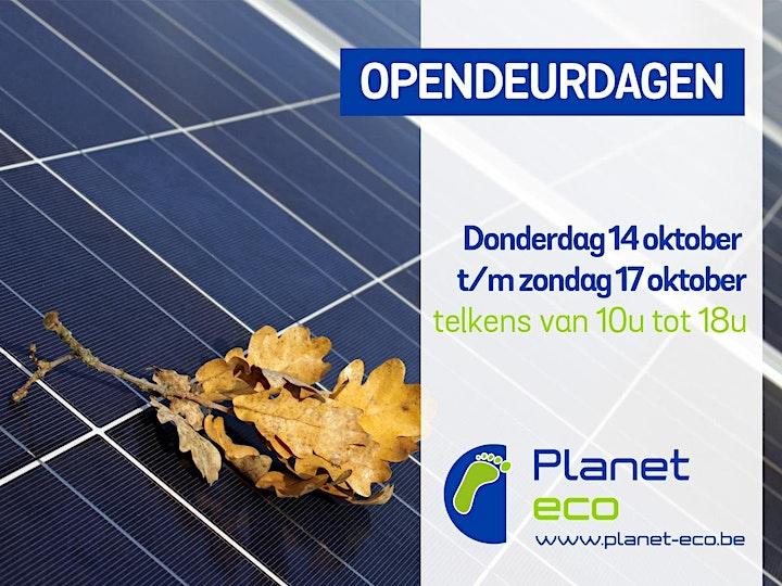 Afbeelding van Opendeurdagen Planet-eco