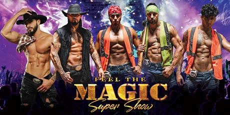 FEEL The MAGIC at Old Town Bar and Grill (Clitherall, MN) 11/5/21 tickets