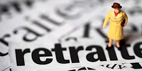 Webinaire : les retraites complémentaires billets