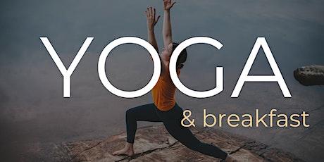 Rooftop Yoga & Breakfast tickets