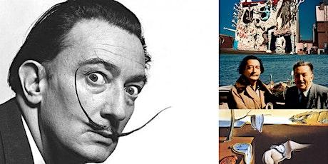 'Dalí in America: The Surrealist Sensation' Webinar tickets