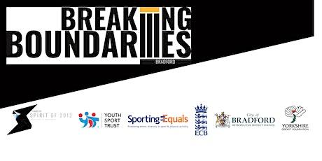 Breaking Boundaries Community Leaders Forum (Bradford) tickets