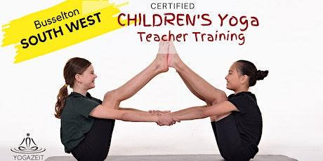 Certified Children's Yoga Teacher Training - South West tickets