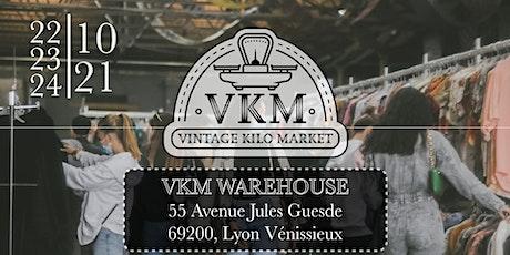 Vintage Kilo Market - Lyon billets