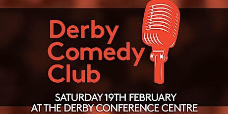 Derby Comedy Club Night 19th February 2022 tickets