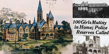 'Institutions on the Hill: Upper Manhattan's Forgotten Asylums' Webinar tickets
