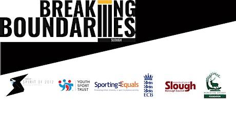 Breaking Boundaries Community Leaders Forum (Slough) tickets
