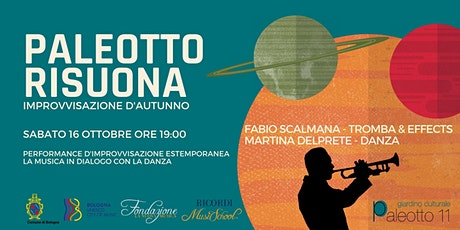 Paleotto Risuona - Improvvisazione d'autunno biglietti