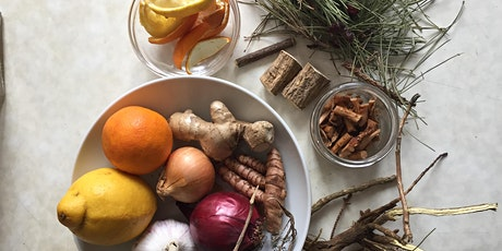 Fire Cider Workshop – Herbal Tonic for Winter Immune Support! tickets