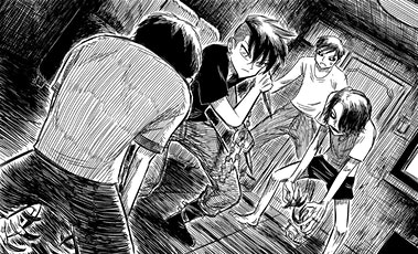 How to Concoct a Deadly Graphic Novel in the Heartland | Geungsi tickets