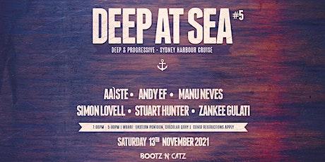 BNC pres. Deep At Sea #5 (Sydney Harbour Cruise) tickets
