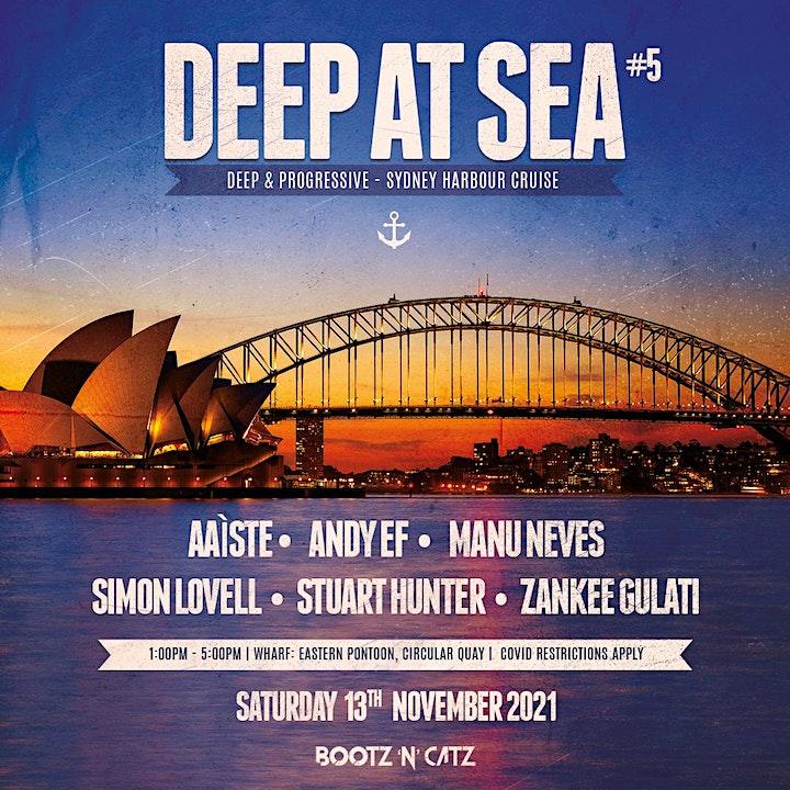 BNC pres. Deep At Sea #5 (Sydney Harbour Cruise) image