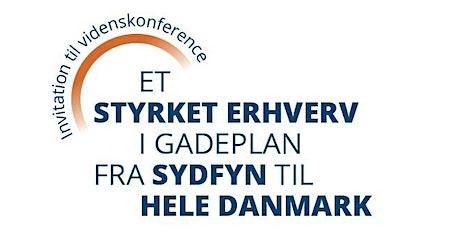 Et Styrket Erhverv i Gadeplan - Fra Sydfyn til Danmark - videnskonference tickets