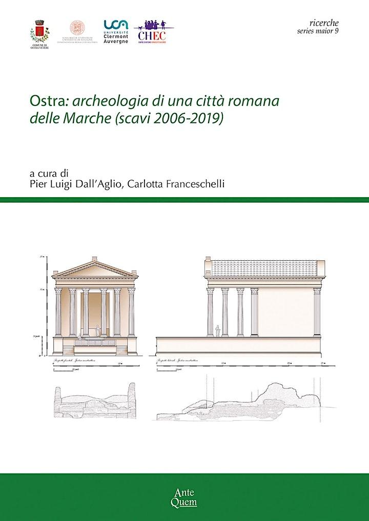 Immagine Ostra. Archeologia di una città romana delle Marche (scavi 2006-2015)