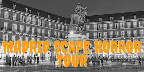 MADRID SCAPE HORROR TOUR entradas