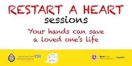 Restart a Heart billets