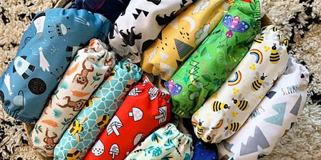 SYNL Intro to Cloth Nappies Workshop - November 2021 tickets