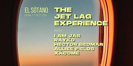 Rastro Live / Jet Lag entradas