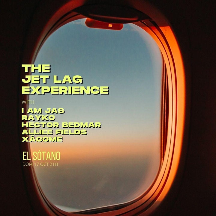 Imagen de Rastro Live / Jet Lag