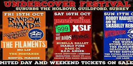 Undercover Festival 9 (Rescheduled) (Guildford Surrey) tickets