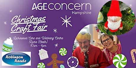 Christmas Craft Fair (Locks Heath) tickets