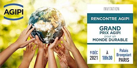 RENCONTRE AGIPI DE PARIS billets