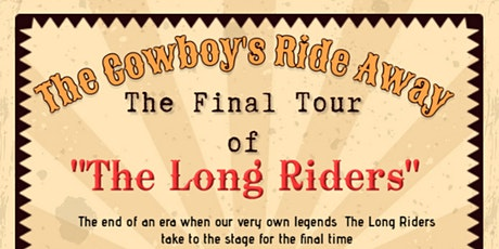 Long Riders Final Tour tickets