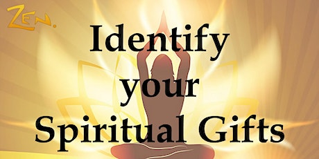 Identify Your Spiritual Gifts tickets