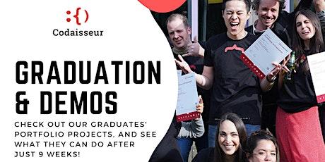 Codaisseur Graduation and Demo Night - Class #52 tickets