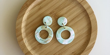 Polymer Clay Earring Workshop (Basics) tickets