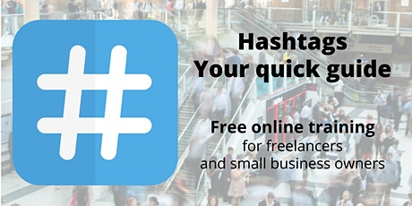 Hashtags for Business - Your quick guide tickets