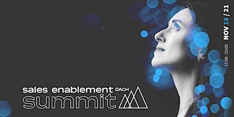 Sales Enablement Summit DACH 2021 Tickets