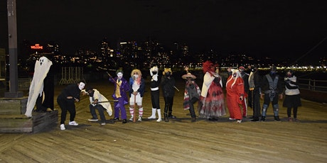 Cosplay Spooky Dance Show & Shoot Party! tickets