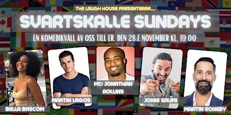 Svartskalle Sunday! Den 28:e november biljetter