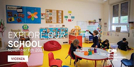 Open Day - Explore the H-FARM International School in Vicenza biglietti