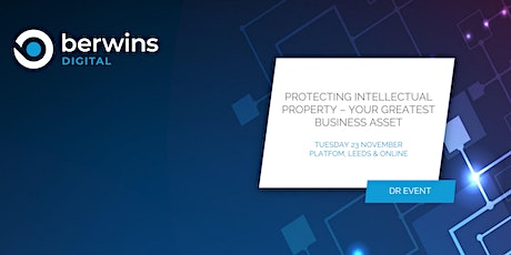 Protecting Intellectual Property - your greatest business asset tickets