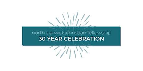 NBCF 30 Year Celebration tickets