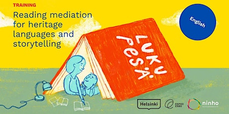 Training: Reading mediation for heritage languages and storytelling tickets