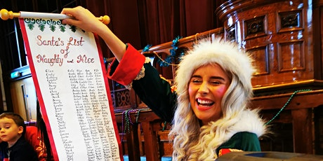 Afternoon Tea with Father Christmas and Special Guests tickets