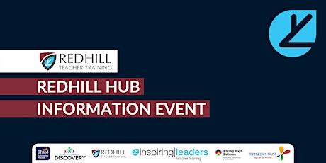 Redhill SCITT Information Event tickets