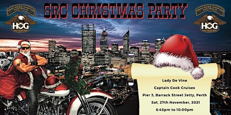 Swan River Chapter Christmas Party 2021 tickets