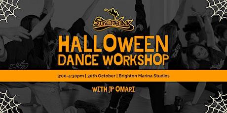 Halloween Dance Workshop with JP Omari tickets