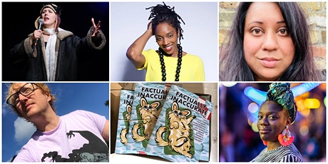Factually Inaccurate Stand-Up: Athena Kugblenu, Charlie Vero-Martin & more! tickets