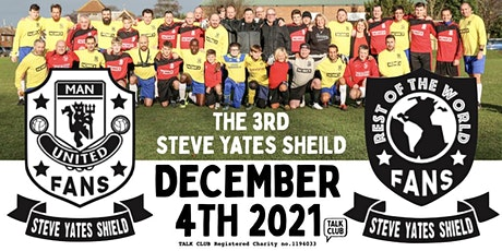 The Steve Yates Shield  2021 tickets