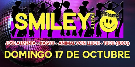 MADRID HOUSE MUSIC / SMILEY PARTY :) tickets